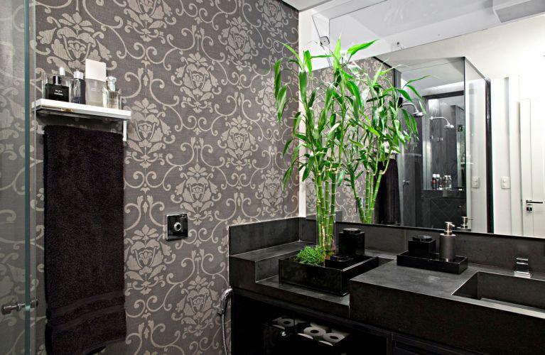 decoracao banheiro homem : decoracao banheiro homem:Inspire-se em 27 projetos para banheiros de sonho