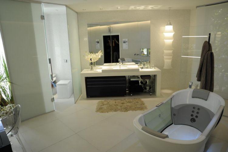 decoracao branco gelo:Mostra: veja ambientes da Casa Cor Minas Gerais 2010 – Casa e
