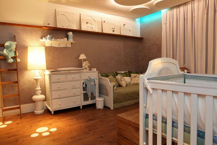 Suíte do Bebê assinada por Karen Godoy para a 18ª edição da Casa Cor Paraná, aberta ao público de 10 de junho a 19 de julho de 2011, em Curitiba