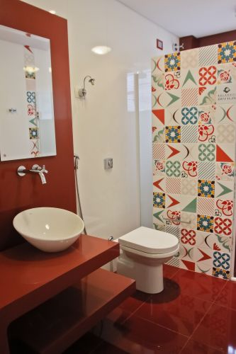 Casa Cor Paraná Os ambientes da mostra decorativa  Casa e Decoração  UOL M -> Cuba Para Banheiro Antiga
