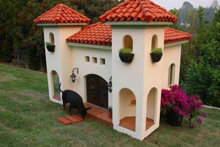 """casinha """"Hacienda"""" projetada pela """"La Petite Maison"""" é uma das mais"""