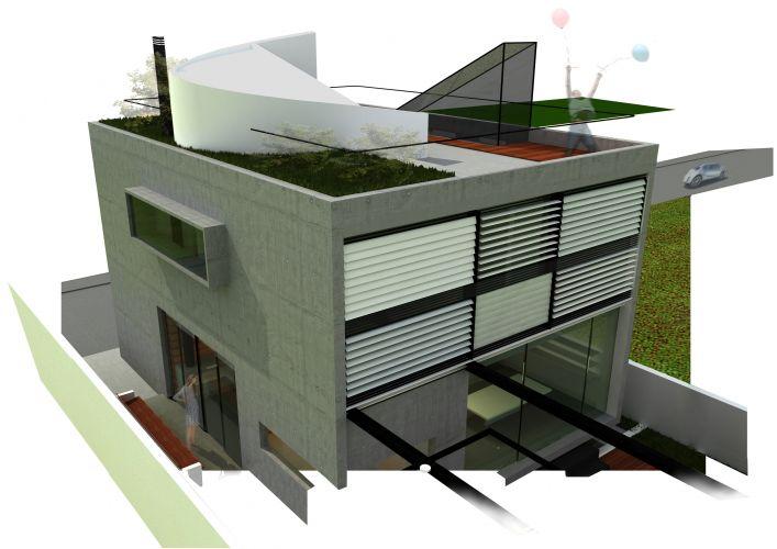 terraco jardim detalhe: terraço-jardim possui área verde e deck Nelson Kon / UOL Mais