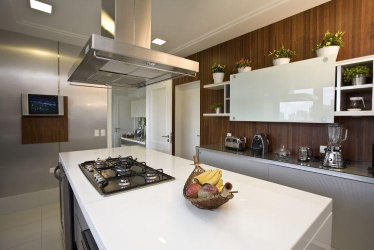 Cozinhas mais que pia e fogão, área de convivência  Casa e
