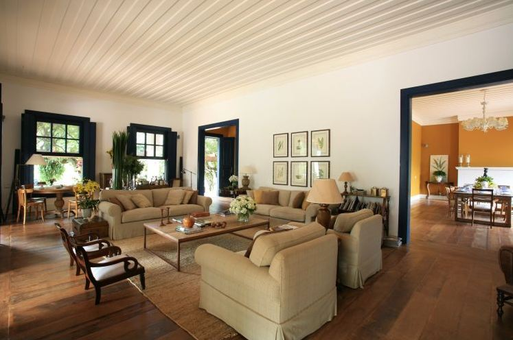 decoracao de interiores estilo colonial : decoracao de interiores estilo colonial:Que estilo de decoração combina mais com você? Vote