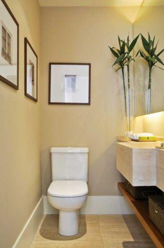 decoracao de lavabos pequenos e simples : decoracao de lavabos pequenos e simples:UOL Mulher Casa e Decoração