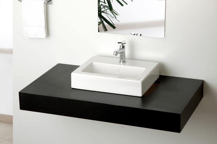 Banheiros confira uma seleção de cubas, vasos sanitários e bidês  Casa e De -> Cuba De Apoio Para Banheiro Quadrada