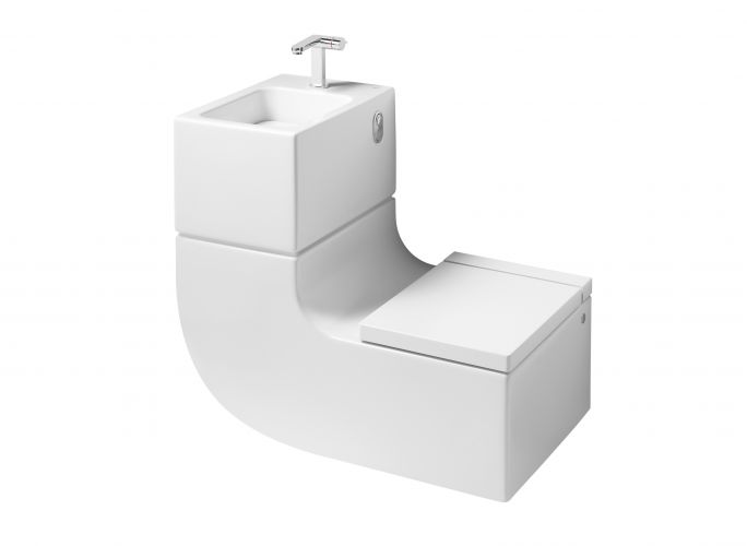 Banheiros confira uma seleção de cubas, vasos sanitários e bidês  Casa e De -> Jogo De Banheiro Pia E Vaso Sanitario