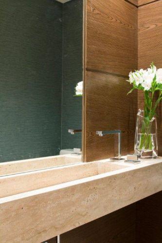 decoracao lavabo de apartamento