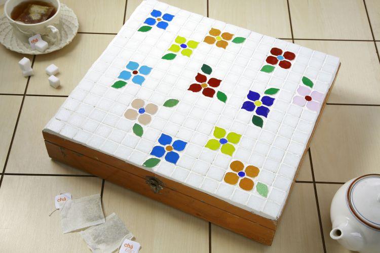 Customização feita pelo Designer Bruno Rabelo da Mosaico&Cia