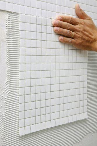 Paulo bau uol - Como aplicar microcemento sobre azulejos ...