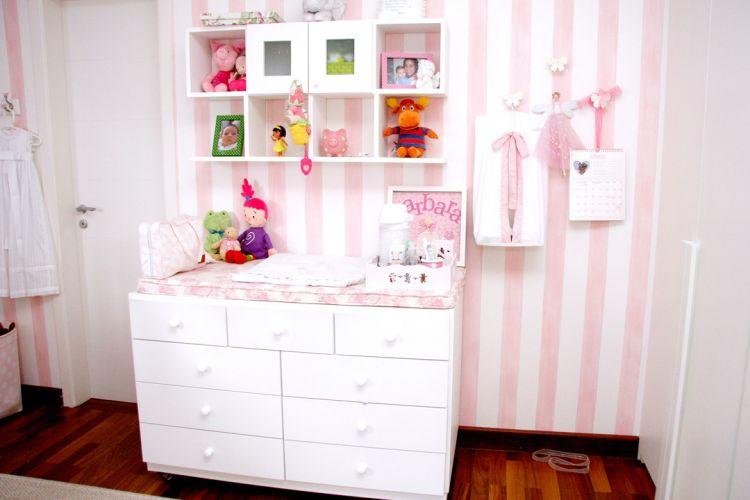 Assim como sugere aos clientes, na hora de mobiliar o quarto de seu bebê a arquiteta Maria Fernanda Rodrigues, da MF Arquitetos, aproveitou os móveis da família.