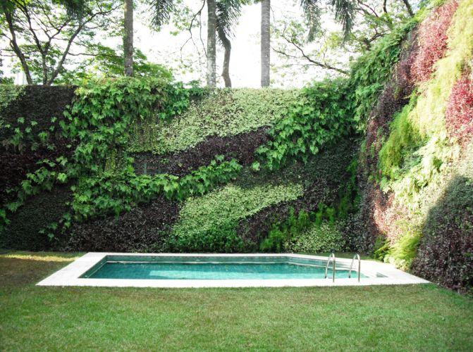 jardim vertical neorex:Telhado verde: veja projetos brasileiros e internacionais – Casa e