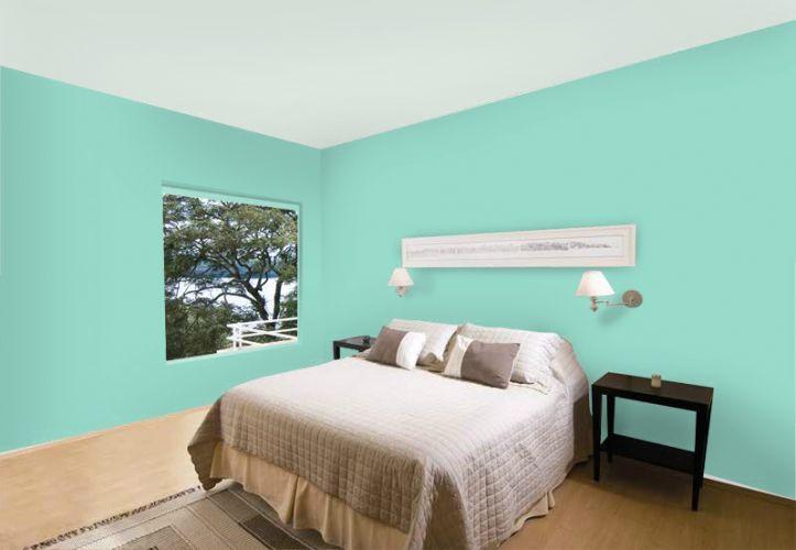 Tendências de cores para o ano de 2012 Casa e Decoração  ~ Cores Para Parede Quarto De Casal