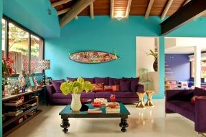 Menos paredes e mais cores - Divulgação