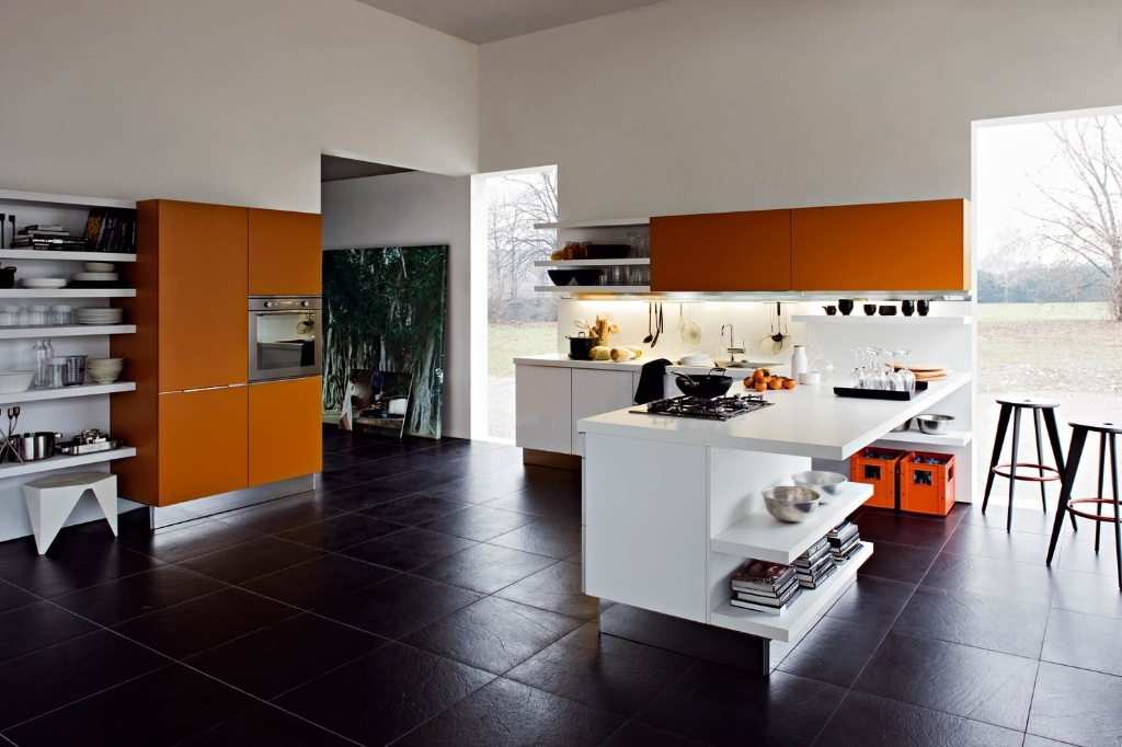 Cozinha da italiana Dada