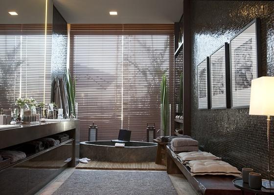 Atualidade e conforto são foco de banheiros na Casa Cor SP  28062010  UOL -> Banheiros Decorados Casacor