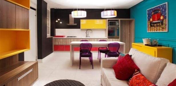 Ambiente da Morar Mair Por Menos RJ (2010). Apartamento da Mulher, de Paula Wanderley e Márcia Lira