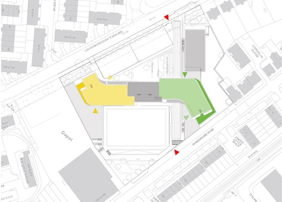 Zaha Hadid Architects / Divulgação