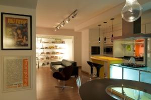 Reforma adapta apartamento de 64 m² ao estilo de vida dos moradores - Eduardo Aigner / Divulgação