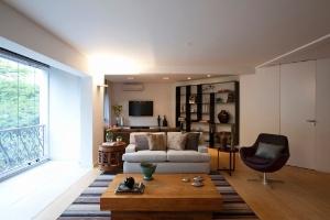 Projeto atualiza apartamento com mais de 30 anos e 300 m² - Fran Parente/UOL