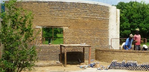 Construções são mais baratas e agridem menos o meio ambiente que as tradicionais