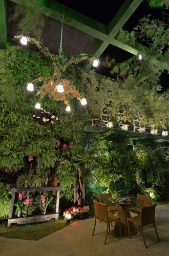 Lounge jardim