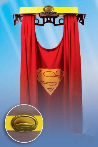 Réplica da capa e do cinto do Super-Homem