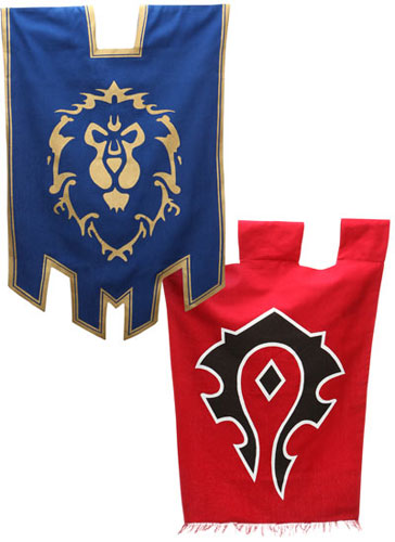 Banners de World of Warcraft
