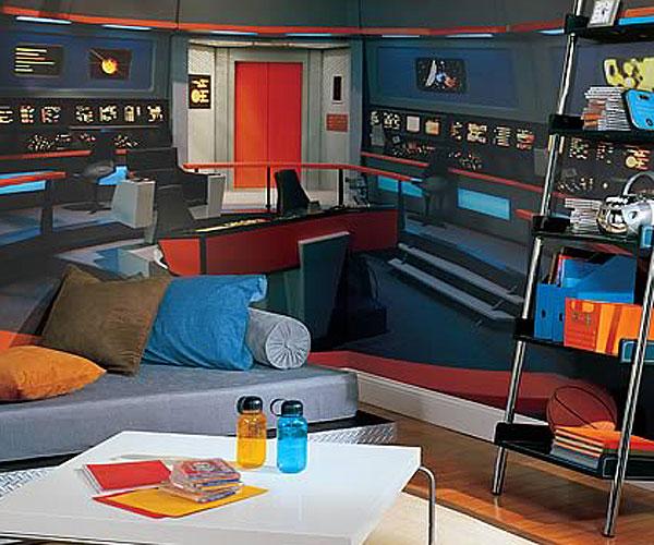 Adesivo do interior da Enterprise
