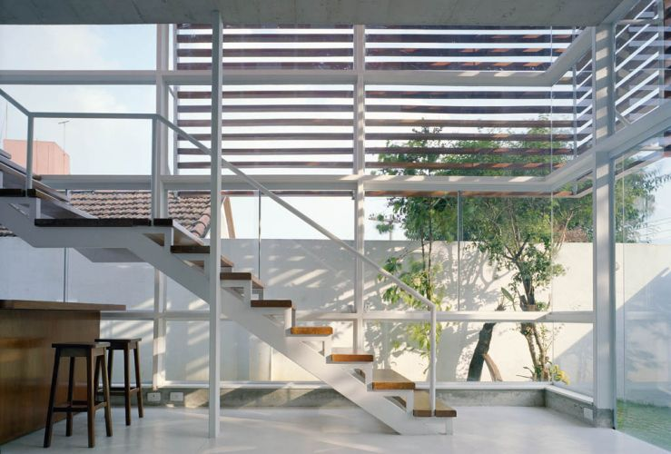 Escadas Projetos De Diferentes Estruturas E Estilos Casa E