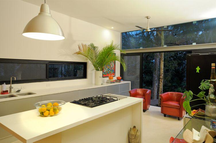 Cozinha da casa