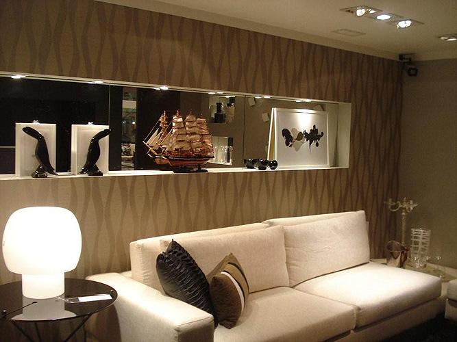 Papel de parede op es para decorar a casa casa e for Papel para paredes salon