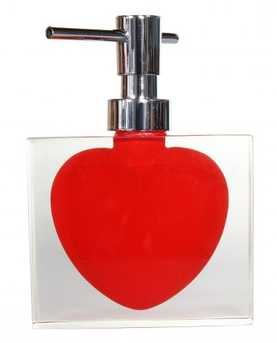 O dispenser para sabonete líquido