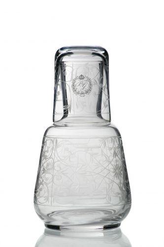 Moringa de cristal