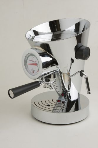 A cafeteira da Bugatti