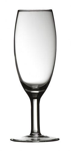 Jogo de quatro taças para champanhe que leva o nome do chef Gordon Ramsay é fabricado pela inglesa Roysal Doulton. Feitas em vidro, são comercializadas pela Basic Kitchen. Preço: R$ 228,33 (conjunto)www.basickitchen.com.brPreços consultados em abril de 2011 e sujeitos a alterações