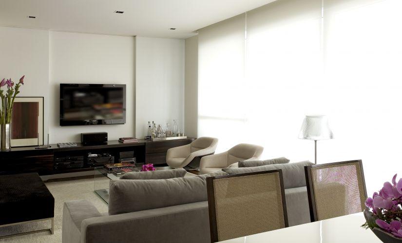 confortáveis para assistir à TV - Casa e Decoração - UOL Mulher