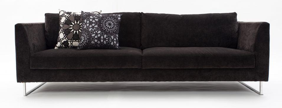 Sof s sele o de diferentes modelos tamanhos e pre os for Casas de sofas en montigala