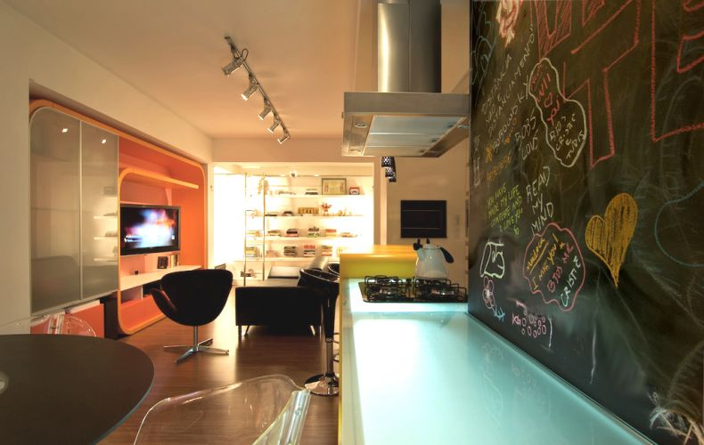 O projeto luminotécnico criou ambientes cenográficos e reforçou pontos conceituais do projeto