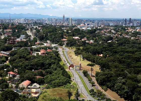 Curitiba é eleita a cidade mais sustentável do mundo pela entidade sueca Globe Forum - Divulgação