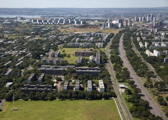 As áreas habitacionais de Brasília se expandem para além das superquadras e o mercado comemora crescimento. Em 2009 os lançamentos movimentaram um total de R$ 4,3 bilhões  - Leonardo Finotti