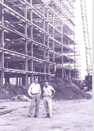 O mineiro Osório Adriano Machado ajudou a construir Brasília - Divulgação
