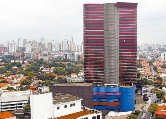 Vista do bairro de Pinheiros, em São Paulo (24/01/2008)