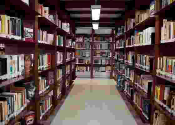 Seção Circulante da Biblioteca Mário de Andrade, no centro de São Paulo (SP) - Sylvia Masini/Divulgação