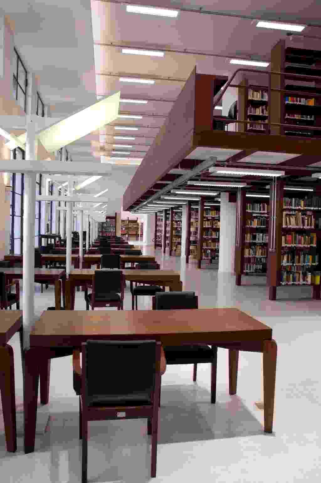 Biblioteca Circulante Mário de Andrade - Sylvia Masini