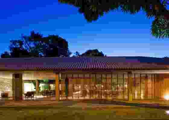 Casa na Bahia, projeto de Marcio Kogan; obra concorre ao prêmio World Building of the Year - Divulgação