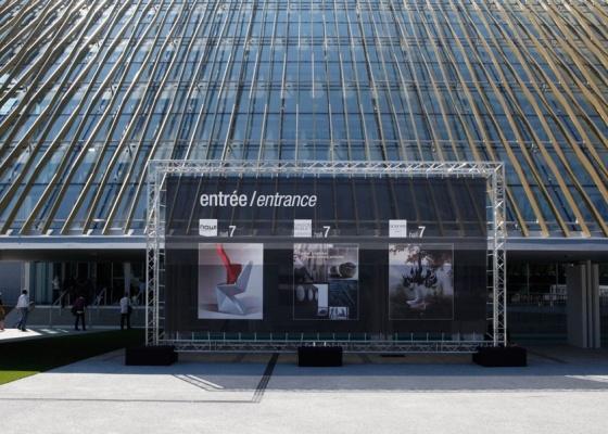 Acesso para a Maison & Objet Paris, feira que aconteceu na capital francesa entre os dias 3 e 7 de setembro e contou com mais de 3 mil expositores em 140 mil m² - Francis Amiand / Divulgação