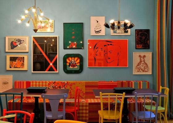 Bar Funcional do Espaço Gourmet 2010, projeto de Antonio Ferreira Jr. e Mario Celso Bernardes