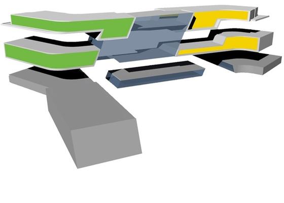 Zaha Hadidi Architects / Divulgação