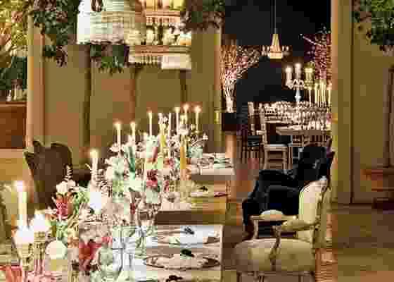 """Festa de casamento para 650 convidados em São Paulo, decorada por Clarissa Rezende, da Ideas to Bloom, presente no livro """"Book Festas"""", da editora Victoria Books - Beto Riginik/Divulgação"""
